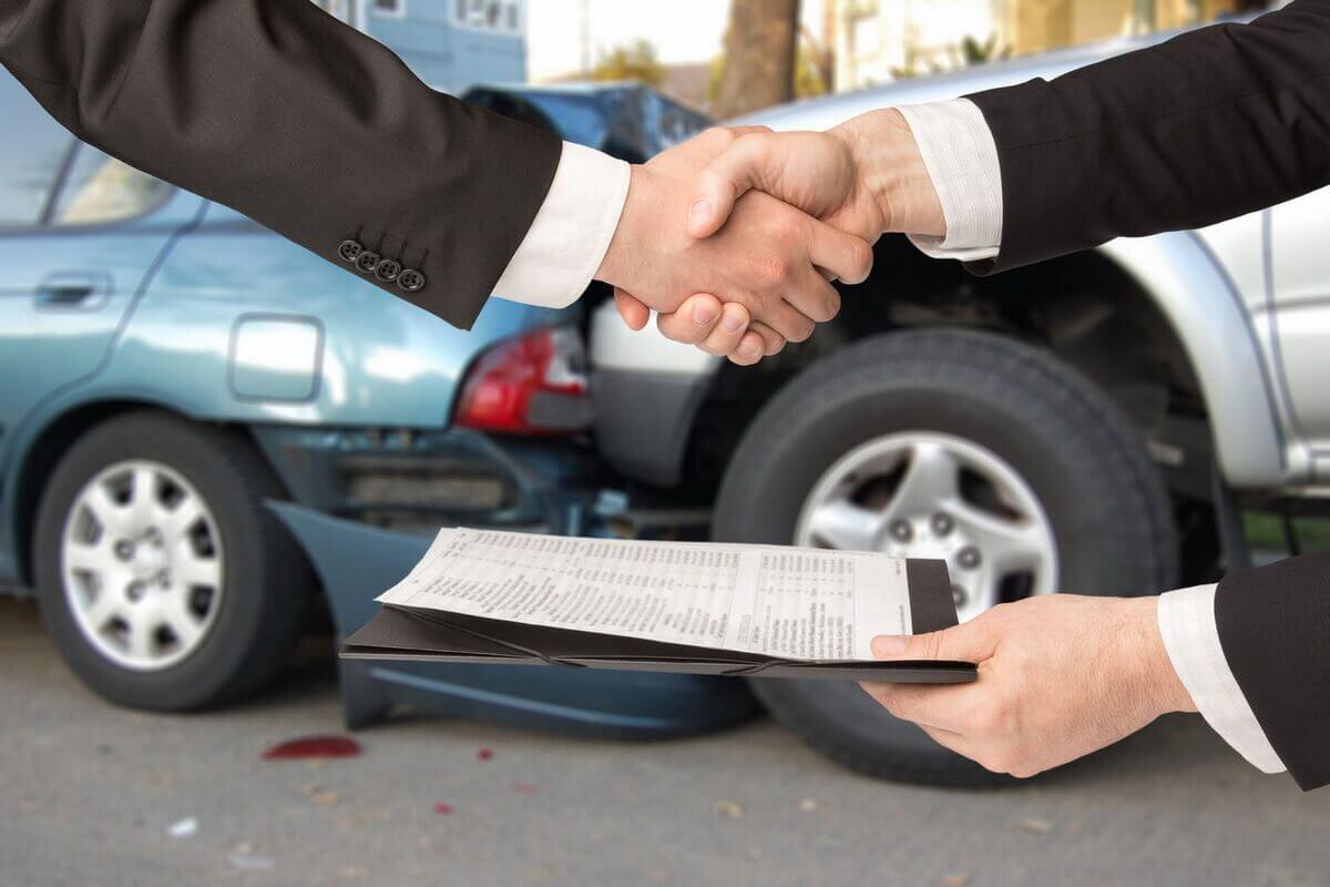 Скупаем авто после аварии