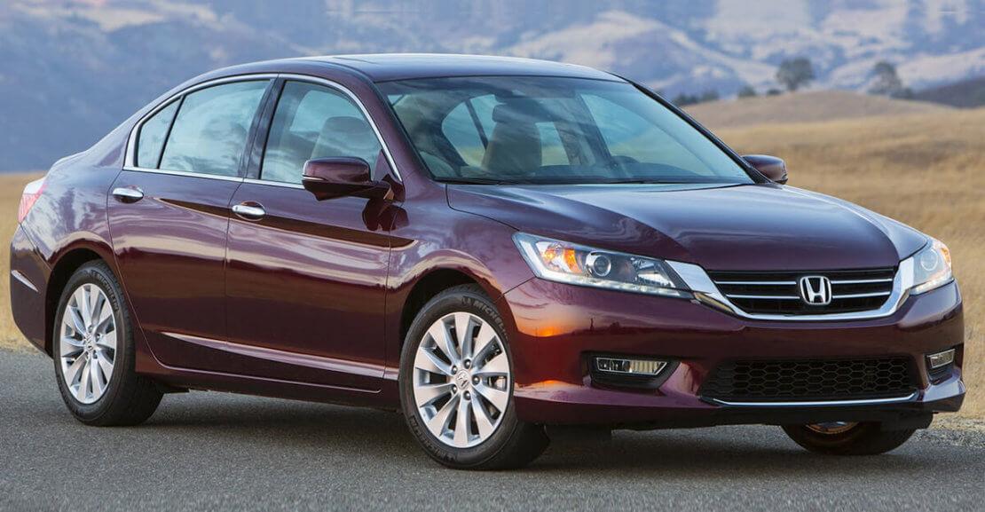 Подержанная Хонда Аккорд – самый надежный год выпуска