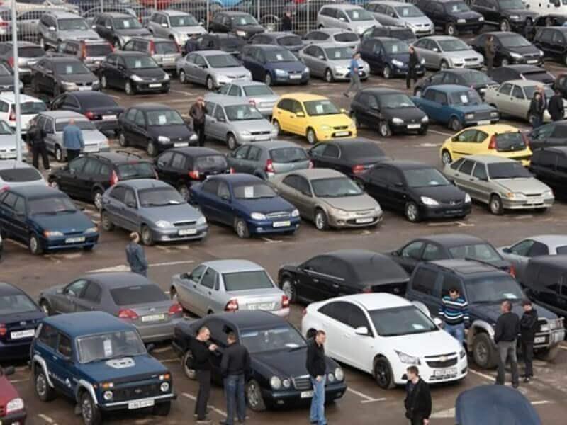 Продажа подержанных авто в СПб