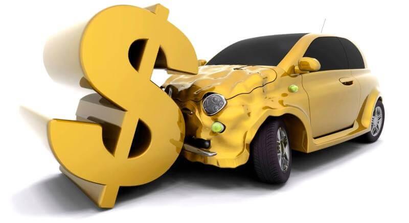 Выкуп аварийных автомобилей в Санкт-Петербурге