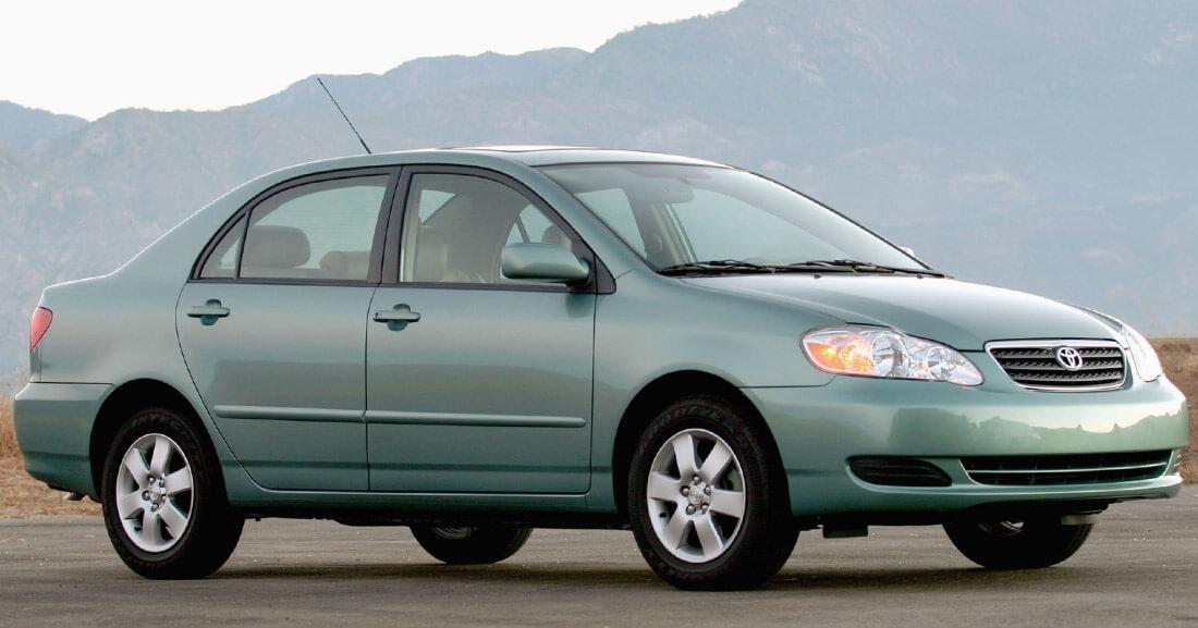 Проблемы с Тойота Королла 2007 года
