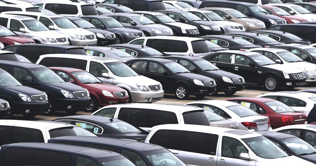 Автомобили готовые к продаже фото