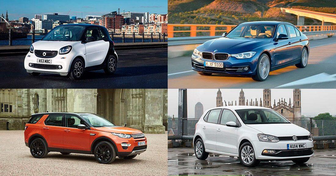 Пять лучших автомобилей с автоматической коробкой передач