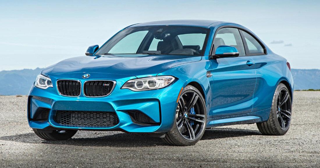 Почему BMW M2 - лучший подержанный автомобиль