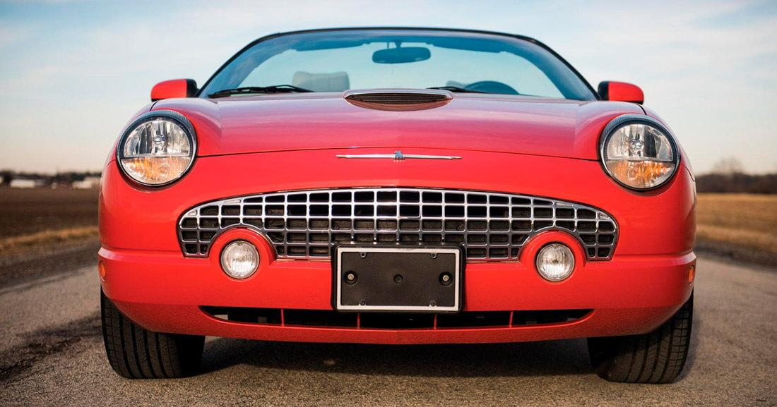 10 легендарных автомобилей FORD