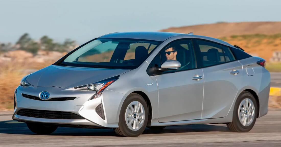 5 лучших автомобилей Toyota для студентов