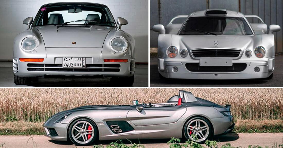 Самые быстрые немецкие автомобили